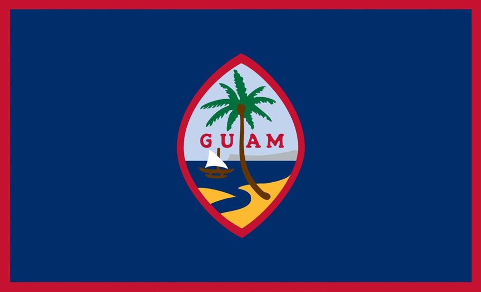 ship pov to guam