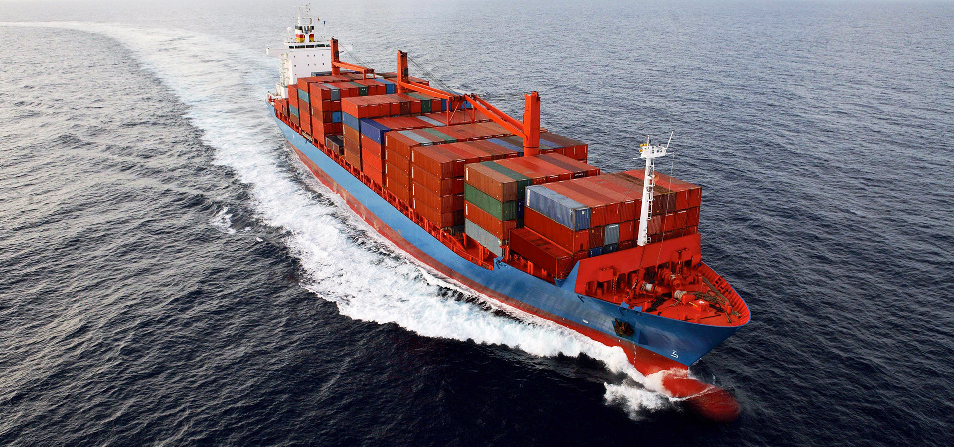 Shared Container Shipping